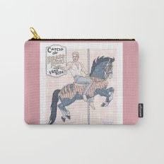 The Brass Ring Carry-All Pouch