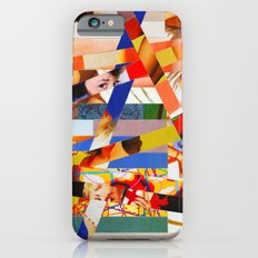 Jacqueline (stripes 7) Slim Case iPhone 6s