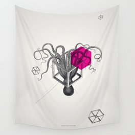 Archetypes Series: Sophistication Wall Tapestry