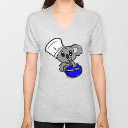 Koala Baker Unisex V-Neck