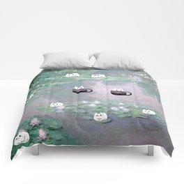 mini cats 614 Comforters