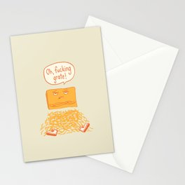 Fucking Grate Stationery Cards