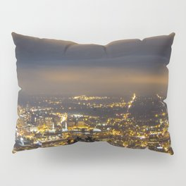 Pittock Mansion Perspective Pillow Sham