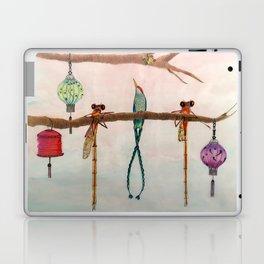 Evening Chat Laptop & iPad Skin