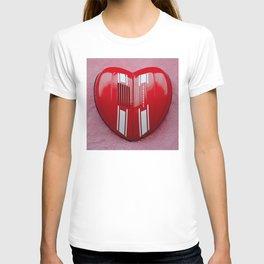 Vespa Valentine T-shirt
