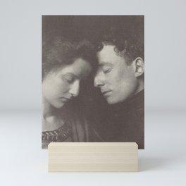 Portrait of a Man and a Woman, by Sarah Choate Sears. Mini Art Print