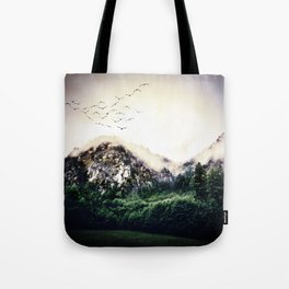 The Liveliness of Wildlife Tote Bag