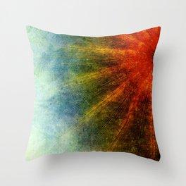 Exploda Throw Pillow
