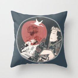 Shaolin Soul Throw Pillow