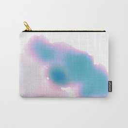 Yosemite watercolor blues Carry-All Pouch