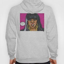 love and hip hop bitch Hoody