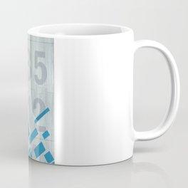 BlueBike Coffee Mug