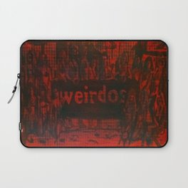 WEIRDOS Laptop Sleeve