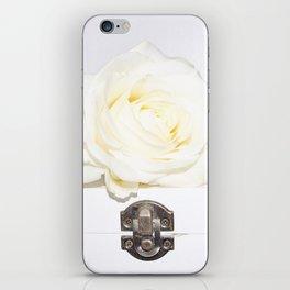 Secret Rose iPhone Skin