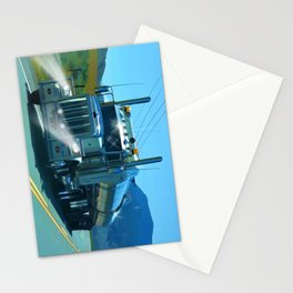On the Highway Home Stationery Cards