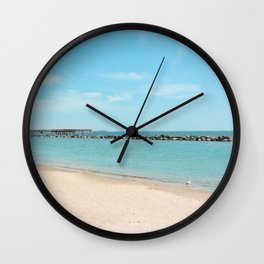 AFE Toronto Island Beach 6 Wall Clock