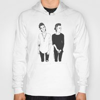 matty healy Hoodies featuring Matty by girlwiththetea