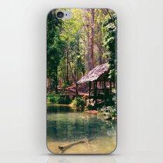 Poisson Palace iPhone Skin