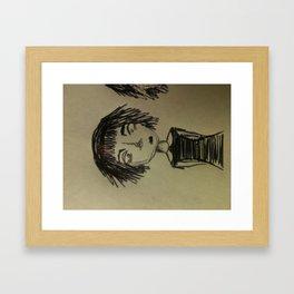 You're an Odd One Framed Art Print