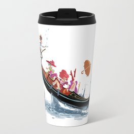 Pin up Venise Travel Mug