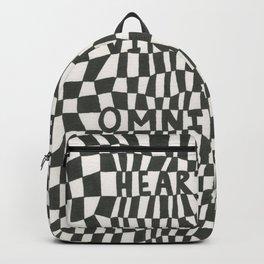 Heartbreak vincit omnia Backpack