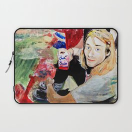 cobain Laptop Sleeve