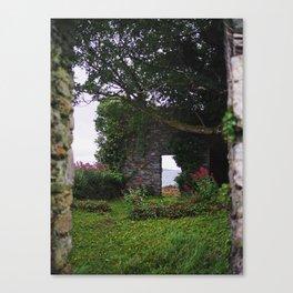 Irish Castle I Canvas Print