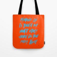 MOVINGON Tote Bag