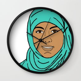 Rebekah Wall Clock