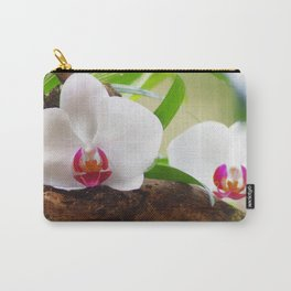 Orchid World Carry-All Pouch