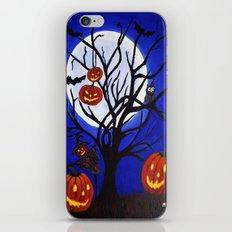 Halloween-5 iPhone & iPod Skin