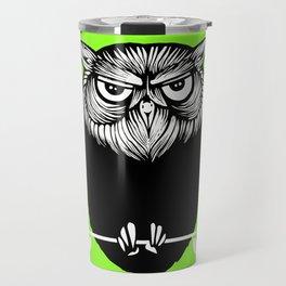 Ms. Owl Travel Mug