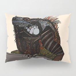 iguana ecru Pillow Sham