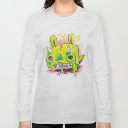 Spirit Animal: Subatomic Photo Muncher Long Sleeve T-shirt