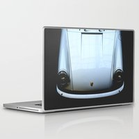 porsche Laptop & iPad Skins featuring Porsche  by Barbo's Art