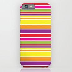 sunshine stripe Slim Case iPhone 6s