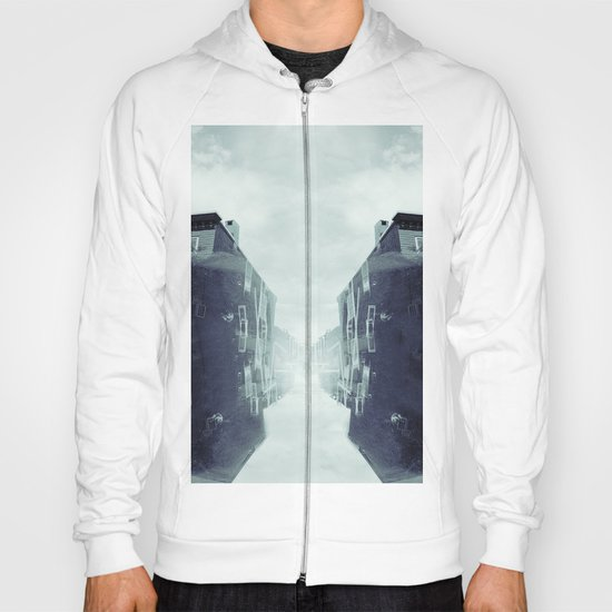 city in the sky Hoody