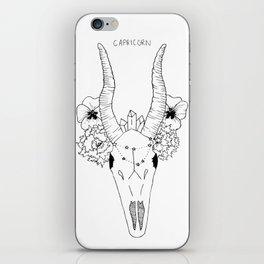 // Capricorn // iPhone Skin