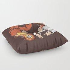 Super Yin Yang Floor Pillow