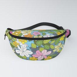 My Flower Design Fanny Pack