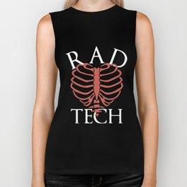 R ad Tech Embroidered Fleece Full Zip skeleton mexico Biker Tank