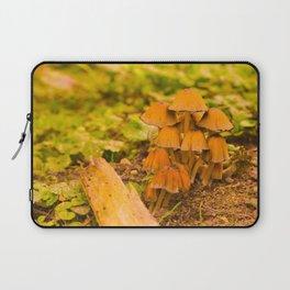 Fall Mushrooms Laptop Sleeve