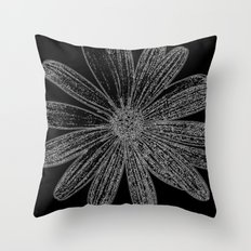 You Know It's A Flower Throw Pillow