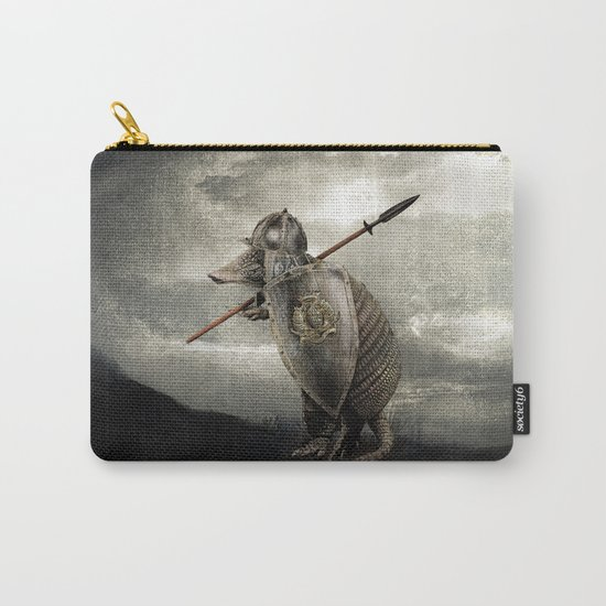 Armadillo by Eric Fan & Viviana González Carry-All Pouch
