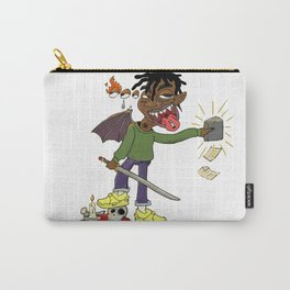 Beware the Book of Eli - Ski Mask Carry-All Pouch