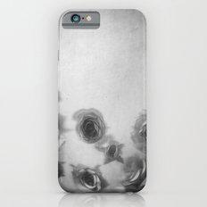 Falling Flowers Variation I iPhone 6s Slim Case