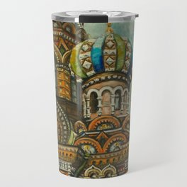 Russian Spirit Travel Mug