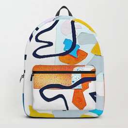 Cool heat wave Backpack