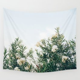 Neutral Spring Tones Wall Tapestry
