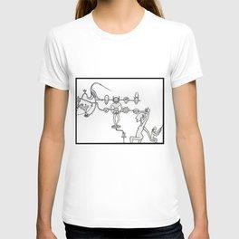 Tzompantli T-shirt